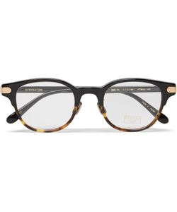 Eyevan | Round-Frame Tortoiseshell Acetate Optical Glasses Tortoiseshell