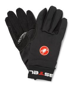 Castelli | Lightness Thermoflex And Clarinotrade Gloves Black