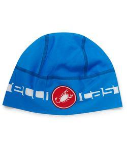 Castelli | Viva Thermo Skully Stretch-Jersey Cap Blue
