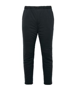 Snow Peak | Slim-Fit Insulated Stretch-Jersey Trousers Black