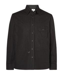 Snow Peak | Cotton-Ripstop Field Shirt Black
