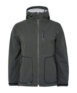 Snow Peak | Packable Waterproof Shell Jacket Gray
