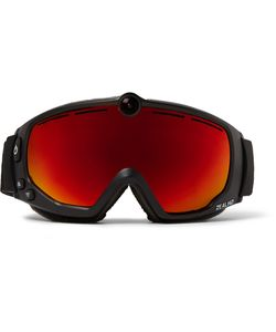 ZEAL OPTICS | Hd2 Camera Goggles Black