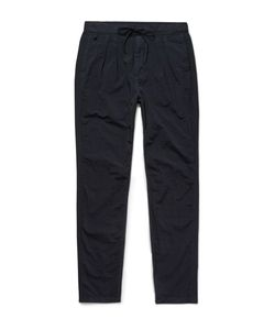NONNATIVE   Slim-Fit Overdyed Textured-Nylon Drawstring Trousers
