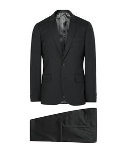 Paul Smith | Grey A Suit To Travel In Soho Slim-Fit Wool Suit Gray