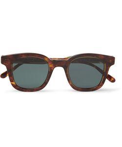 Eyevan | D-Frame Tortoiseshell Acetate Sunglasses Tortoiseshell