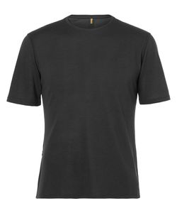 Iffley Road | Cambrian Slim-Fit Dri-Release Running T-Shirt Black