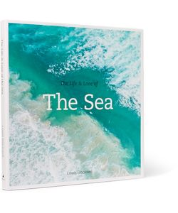 Abrams | The Life And Love Of The Sea Hardcover Book Blue