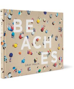 Abrams | Beaches Hardcover Book Brown