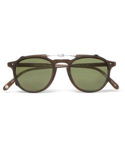 Garrett Leight California Optical | Hampton 46 Matte-Acetate Optical Glasses With