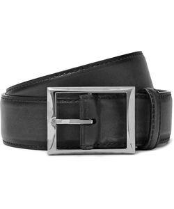 BERLUTI | 3.5cm Leather Belt