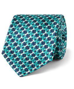 Sulka | Silk-Jacquard Tie