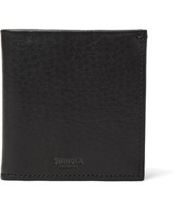 SHINOLA | Bifold Grained-Leather Wallet