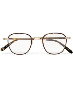 Garrett Leight California Optical | Grant Square-Frame Acetate And Metal Optical