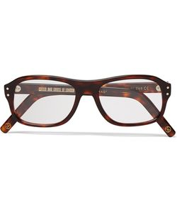 Kingsman | Cutler And Gross Square-Frame Acetate Optical Glasses