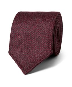 Drake's | 8cm Wool And Cashmere-Blend Tie