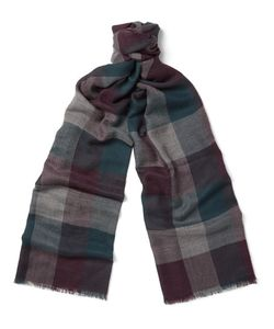 Loro Piana | Stanford Checked Cashmere Scarf