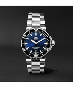 Oris | Aquis Date Stainless Steel Automatic Watch