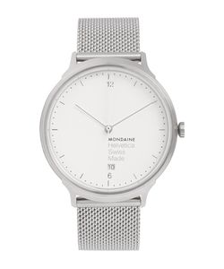 Mondaine | Helvetica No1 Light Stainless Steel Watch