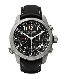 Bremont | Alt1-Pilot/Bk Automatic Chronograph Watch
