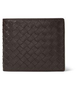 Bottega Veneta | Intrecciato Leather Billfold Wallet