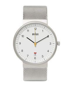 Braun | Bn0032 Stainless Steel Watch