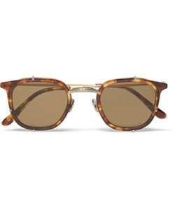 Eyevan | 7285 Square-Frame Acetate Sunglasses