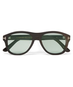 Tom Ford | Private Collection D-Frame Horn Optical Glasses