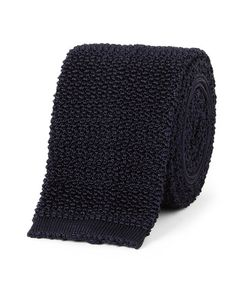 Drake's | Knitted Silk Tie
