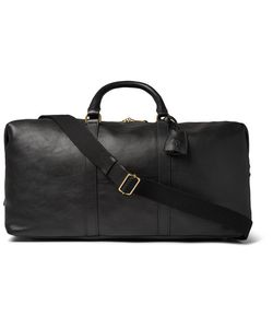 Mulberry | Medium Clipper Leather Holdall