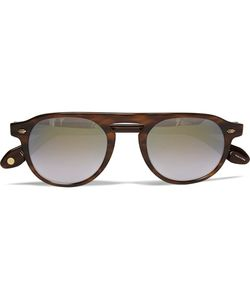 Garrett Leight California Optical | Harding D-Frame Acetate Sunglasses