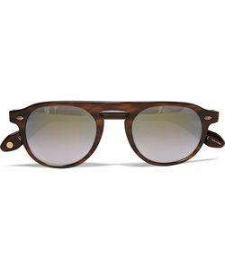 Garrett Leight California Optical | Harding D-Frame Acetate Sunglasses