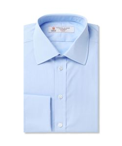 Turnbull & Asser | Double-Cuff Cotton Shirt