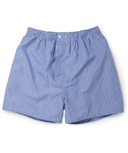 Derek Rose | York Striped Cotton Boxer Shorts