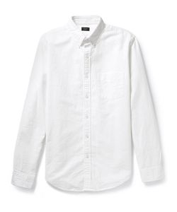 J.Crew | Button-Down Collar Cotton Oxford Shirt