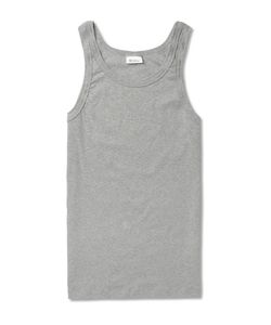 Schiesser | Cotton-Blend Jersey Tank Top