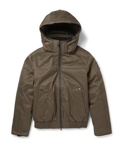 Canada Goose | Rossland Down-Filled Bomber Jacket