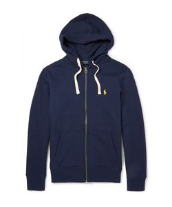 Polo Ralph Lauren | Cotton-Blend Jerey Hoodie