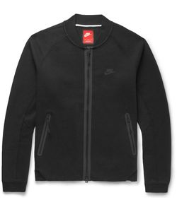 Nike | Cotton-Blend Tech Fleece Varity Jacket