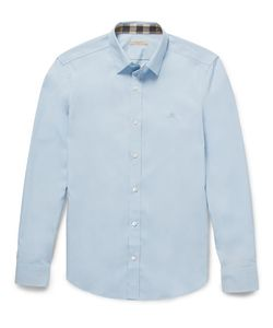 Burberry | Brit Cotton-Poplin Hirt