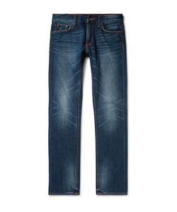 JEAN SHOP | Mick Slim-Fit Japanese Selvedge Denim Jeans