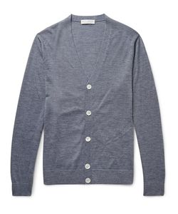 GIEVES & HAWKES | Cashmere Woo And Sik-Bend Cardigan