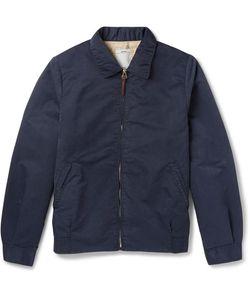 Visvim | Marion Shell Bomber Jacket