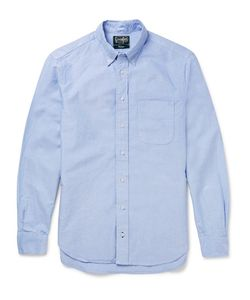 Gitman Vintage | Slim-Fit Button-Down Collar Cotton Oxford Shirt
