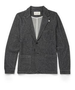 Oliver Spencer Loungewear | Oliver Pencer Loungewear Untructured Fleece Blazer
