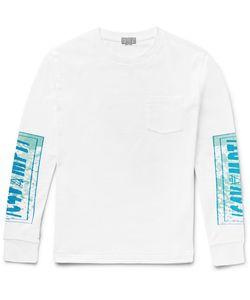 CAV EMPT | Printed Cotton-Jerey T-Hirt