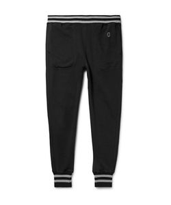 Todd Snyder + Champion | Todd Nyder Champion Tapered Loopback Cotton-Jerey Weatpant