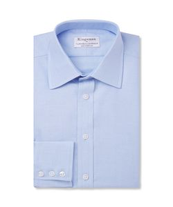 Kingsman | Turnbull Asser Cotton Royal Oxford Shirt