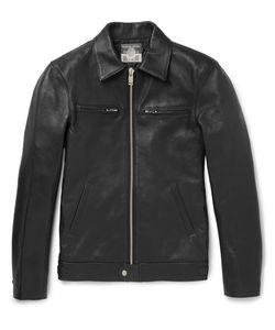 Blackmeans | Leather Jacket
