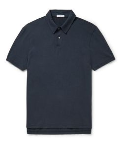 James Perse | Slim-Fit Cotton-Jersey Polo Shirt